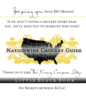 Nationwide Grocery Guide