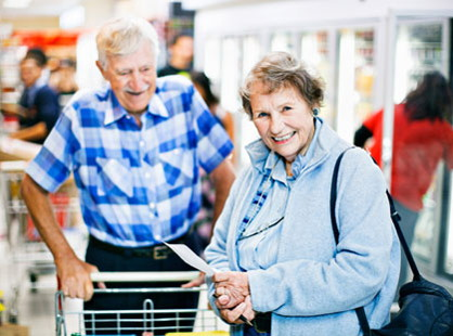 The Golden Age of Saving: Senior Discounts at Grocery Store