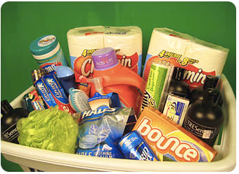 clever gift baskets from your stockpile the krazy coupon