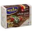 Save $1.50 on Wasa Crackers, Plus Walmart Scenario!