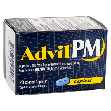 Advil PM, 20 ct