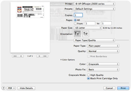 Troubleshooting 5 Steps To Printing Black 038 White Coupons