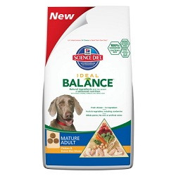 Hills Science Diet Ideal Balance Dry Dog Food, 4 lb