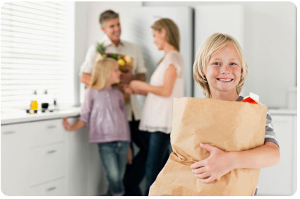 Krazy Couponing as a Family: Simple Tips to Get Your Family Involved
