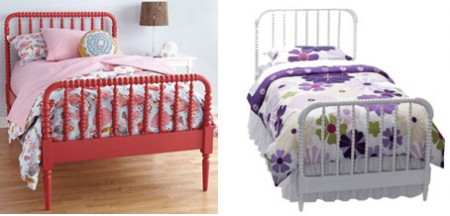 for months now iu0027ve been drooling over the new raspberry jenny lind bed from land of nod but the twin alone is 549 instead iu0027ve decided to pick up - Jenny Lind Bed