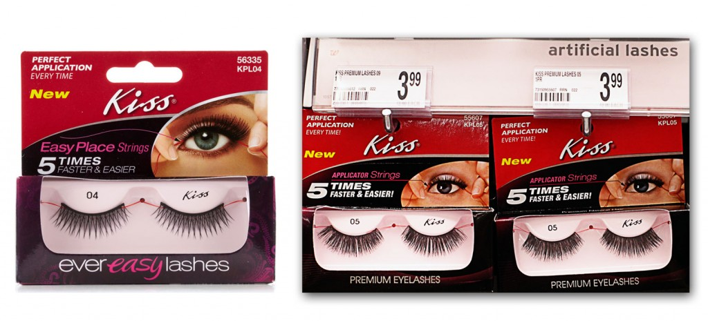 Two New Kiss Coupons---Save $1.00 on Lashes and Nails! - The Krazy ...