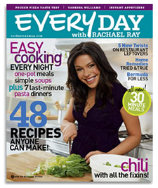 Every Day with Rachael Ray Magazine, Only $4.99 per Year!