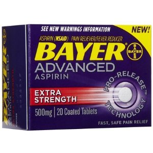 Bayer's Products from A to Z