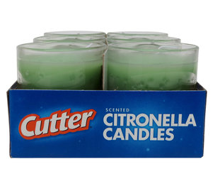 Save $1.00 on Cutter: FREE Citronella Candles at Walmart!