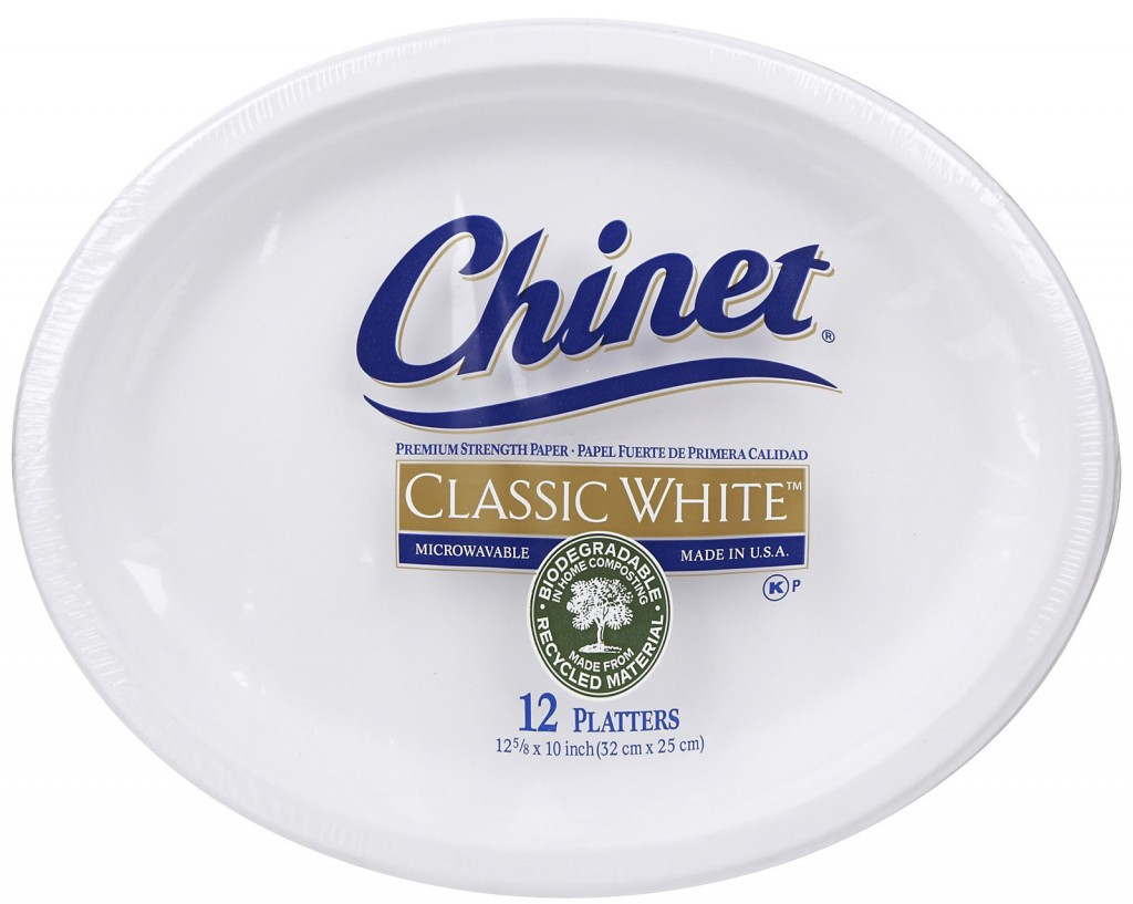 Chinet Plates and Cups, Only $1.00 at Target! - The Krazy Coupon Lady