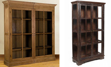 The Grand French Casement Cabinet From Restoration Hardware Retails For  $3,295 And Takes Up A Large Portion Of The Workspace Budget.
