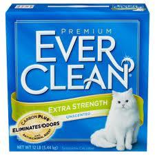 Save $5.00 on EverClean Cat Litter, $4.99 at PetSmart!