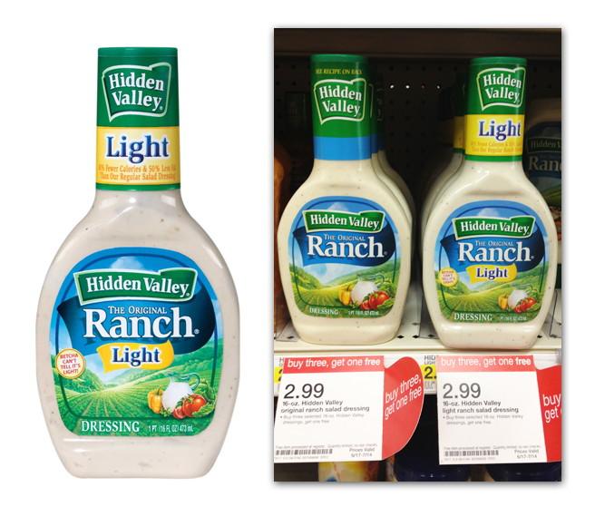 Hidden Valley Ranch Hidden Valley Ranch Dressing
