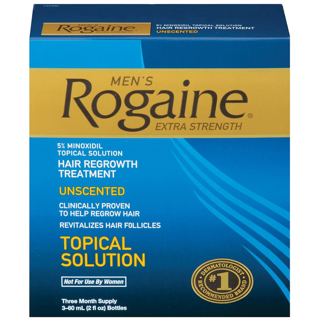 Better-Than-Free Rogaine at Rite Aid!