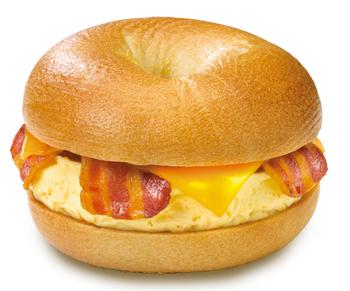 einstein bros egg sandwich