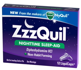 Moneymaker on Zzzquil at CVS!