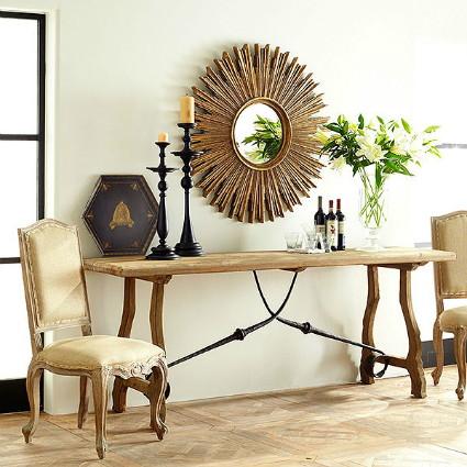 wisteria dining table : axiomatica