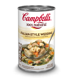 Campbell's 100% Natural Soups, As Low As $0.75 at Safeway!