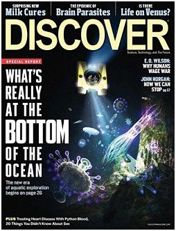 Discover Magazine, Only $4.99 per Year!