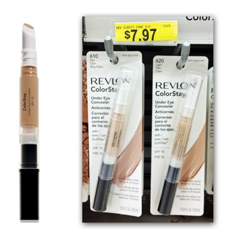 Save $5.00 on Revlon Colorstay Concealer: $2.97 at Walmart - The ...