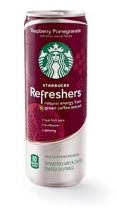 Starbucks Refreshers, Only $0.50 at CVS!
