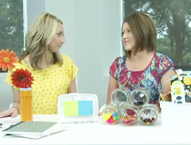 Video: Get Crafty with your Back-to-School Supplies!