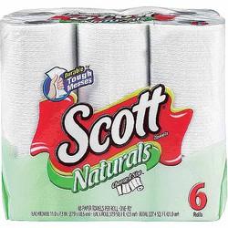 Scott Coupons and Catalina: Paper Towels $0.35 per Roll at Walgreens!