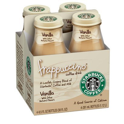 Starbucks Frappuccinos, As Low As $0.68 Per Bottle at Walgreens!