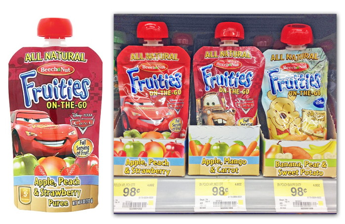 Free Beech Nut Fruities At Walmart The Krazy Coupon Lady