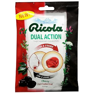 Ricola Cough Drops, Only $0.75 at Walgreens!