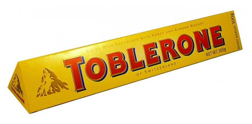 Toblerone Chocolate Logo