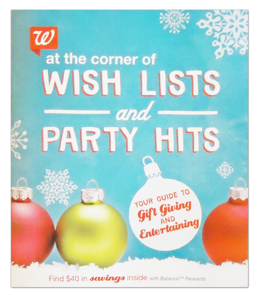 New Coupons—Walgreens Holiday Gift Giving Guide!
