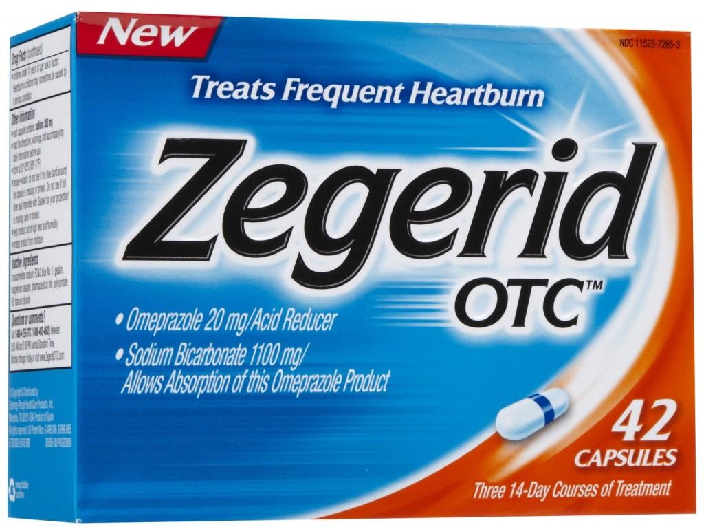 Save $11.00 on Zegerid OTC at Walgreens!