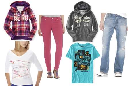 Associatedcontent com aeropostale real teens