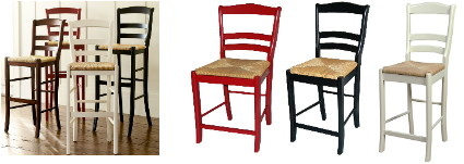 Knockout Knockoffs Bar Stools From Pottery Barn Ballard
