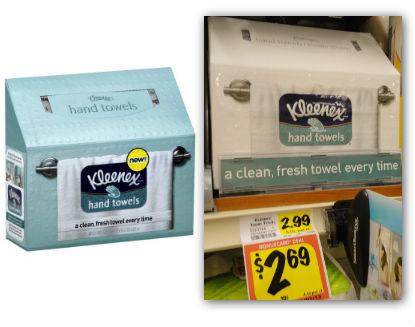 Kleenex Hand Towels, Only $0.94 at BI-LO!