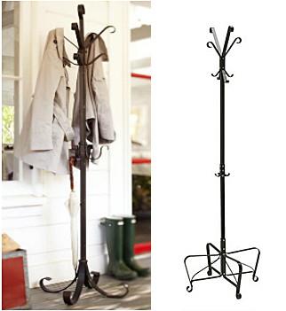 ikea coat rack and shelf hang your hats