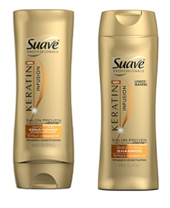 Suave Keratin Infusion, Only $0.34 at Target!