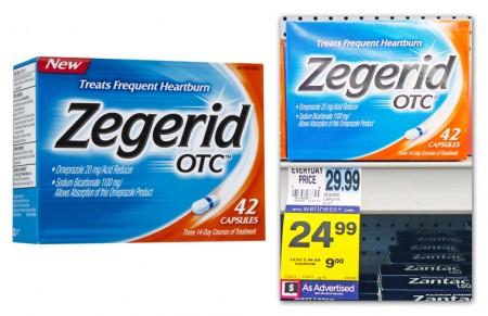 Zegerid discount coupons
