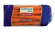 Earthbound Farm Coupon: Organic Carrots, as Low as $0.24 at Walmart!