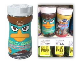 BOGO Disney Vitamin Deal at Kroger -- No Coupons Needed!