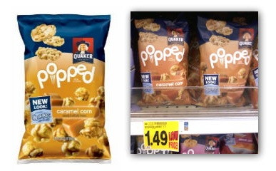 Quaker Popped Rice Snacks, Only $0.49 at Kroger!