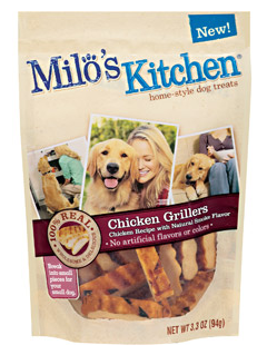 Milo's Kitchen Dog Treats Coupon—Save $2.00! - The ...