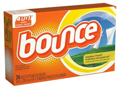 Free Bounce Dryer Sheets at Target!