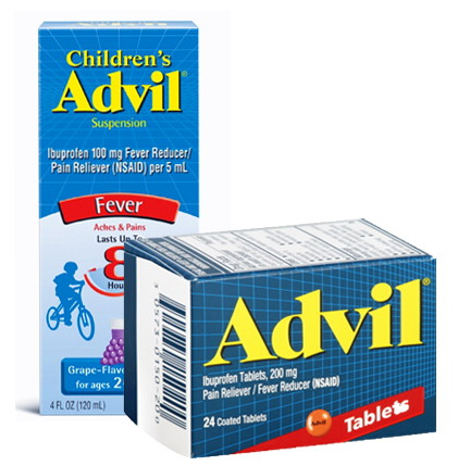 Advil and Children's Advil, as Low as $0.49 at Target with Rebate and Coupons!
