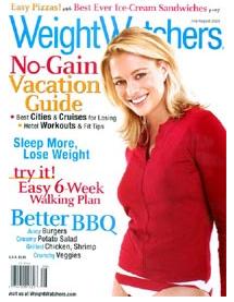 Weight Watchers Magazine, Only $4.50 per Year