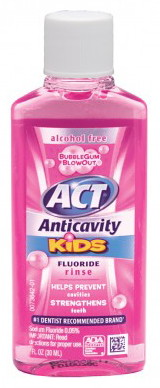ACT Kids Rinse and Tom's Toothpaste, as Low as $1.33 at Target!
