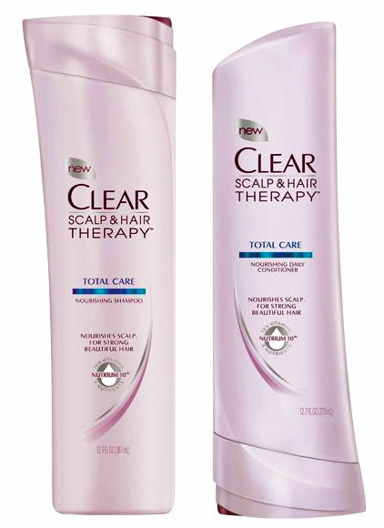Clear Scalp & Hair Therapy, Only $1.25 at Target!