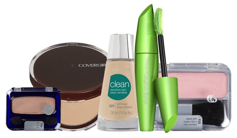 Covergirl-cosmetics - the krazy coupon lady.