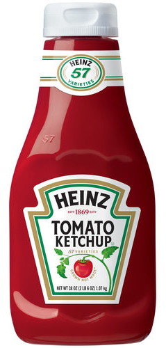 Free Heinz Ketchup at Target!